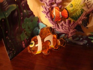 Fish pranks are funny :-)