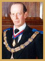 His Royal Highness Price Edward Duke of Kent