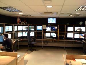 ISAC Control Centre