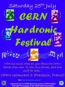 CERN Hardronic Festival 2009