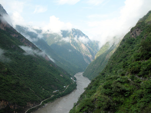 Jinping Mountain