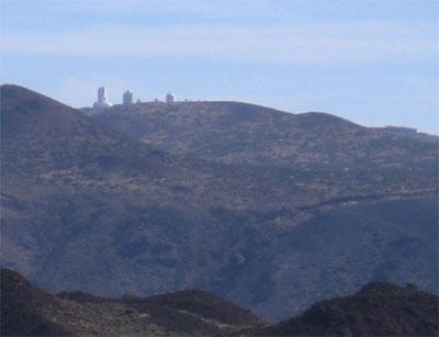 Telescopes on Tenerife: Physics is everywhere!