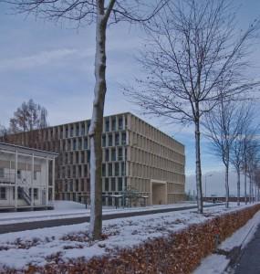 Building HIT at ETH Hönggerberg