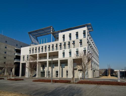 The IPMU Building