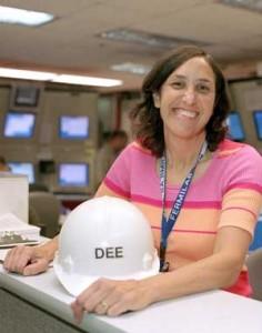 "Dee Hahn ""CDF's Heart"""