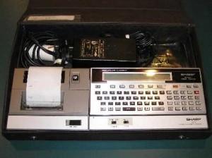 夏普PC1500