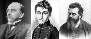 Larmor, Carnot, Boltzmann