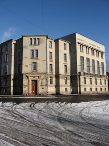 The Russian Academy of Science Library
