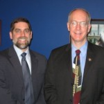 Ron and Congressman Bill Foster (IL-14)
