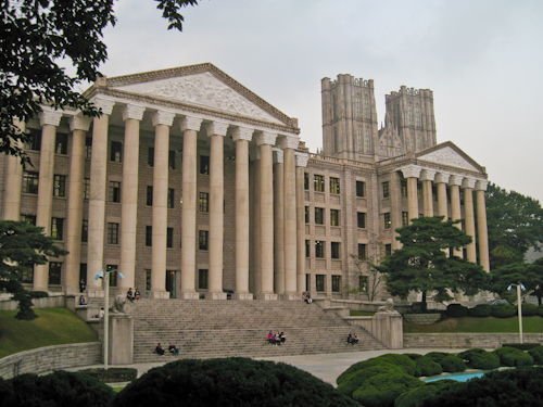 Kyung Hee University buildings