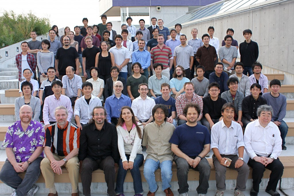IPMU Group Photo