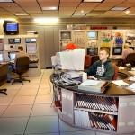 RHIC control room
