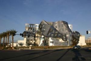 Frank Gehry designed Lou Ruvo Center for Brain Health