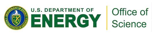 Department of Energy, DOE, Office of Science Logo