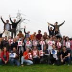 CERN CDF send-off