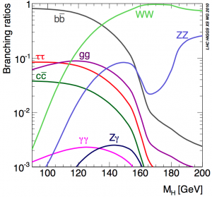 The Standard Model Higgs boson branching fractions (arXiv:1101.0593v3 hep-ph)