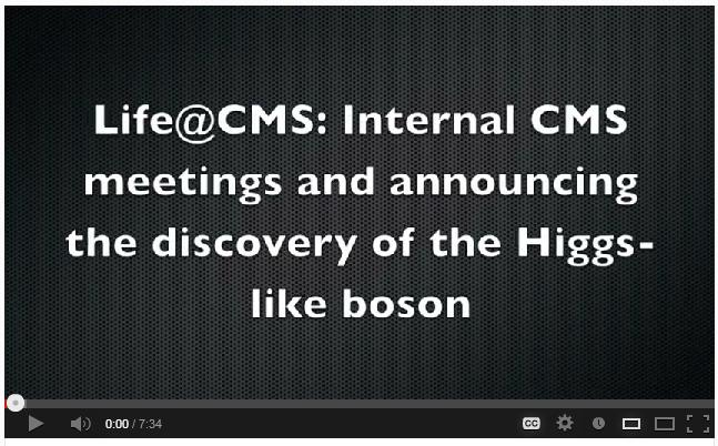 CMS video Higgs unveiling