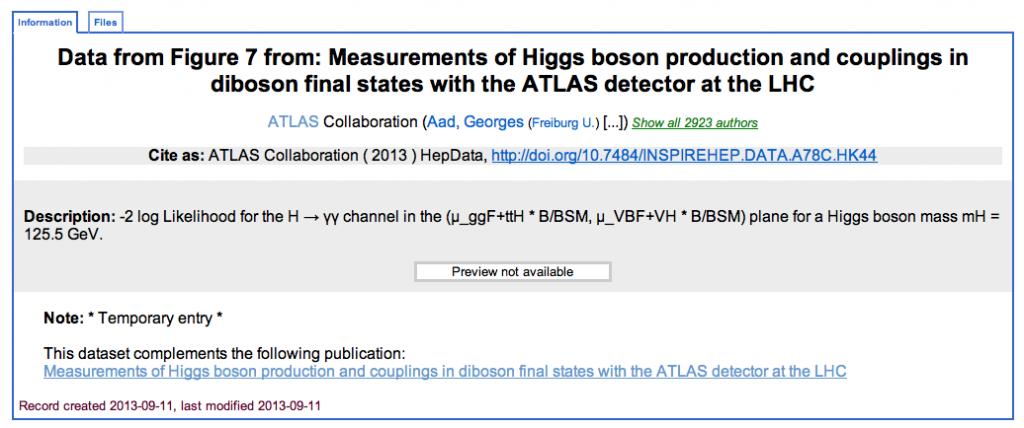 The H→γγ likelihood function.