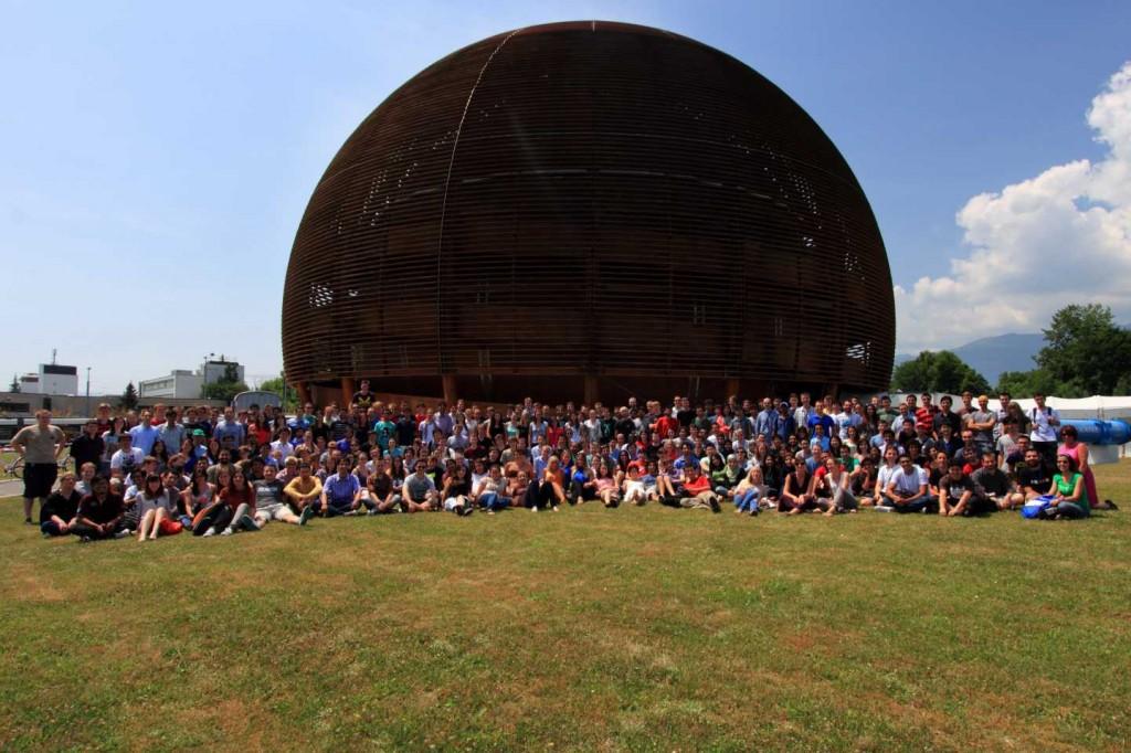 CERN interns
