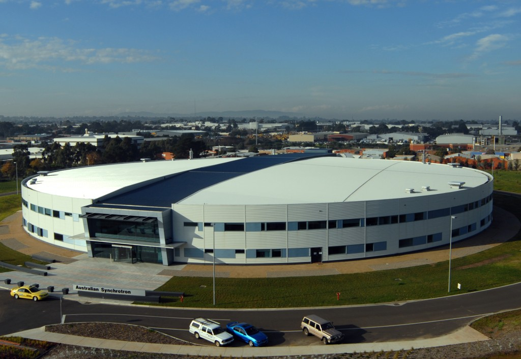 The Australian Synchrotron.