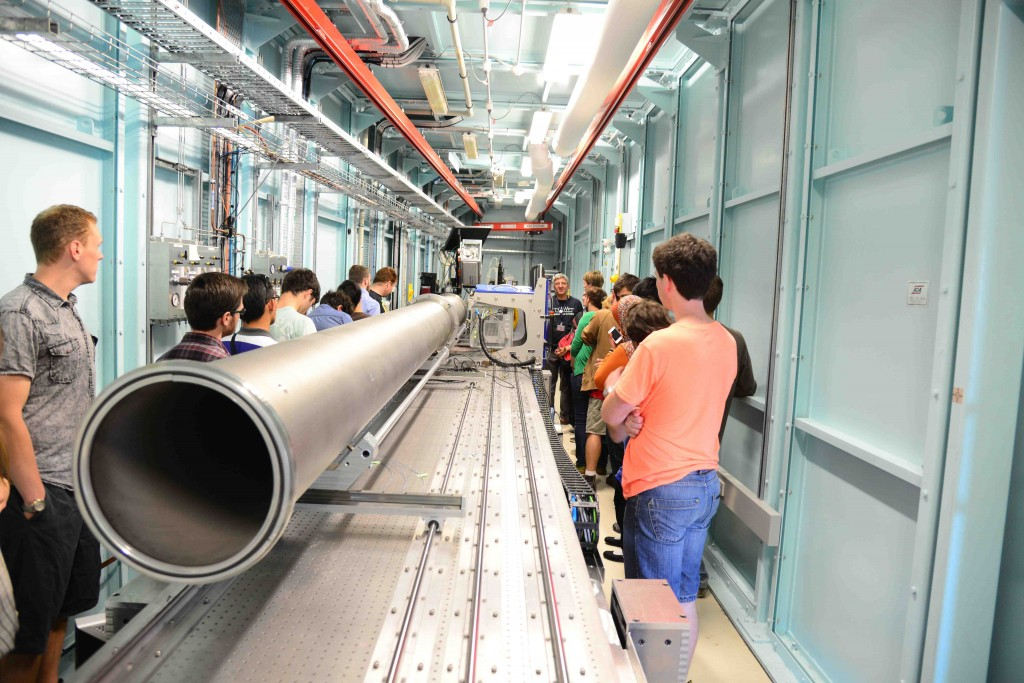 Beampipe: getting acquainted with the Australian  Synchrotron.