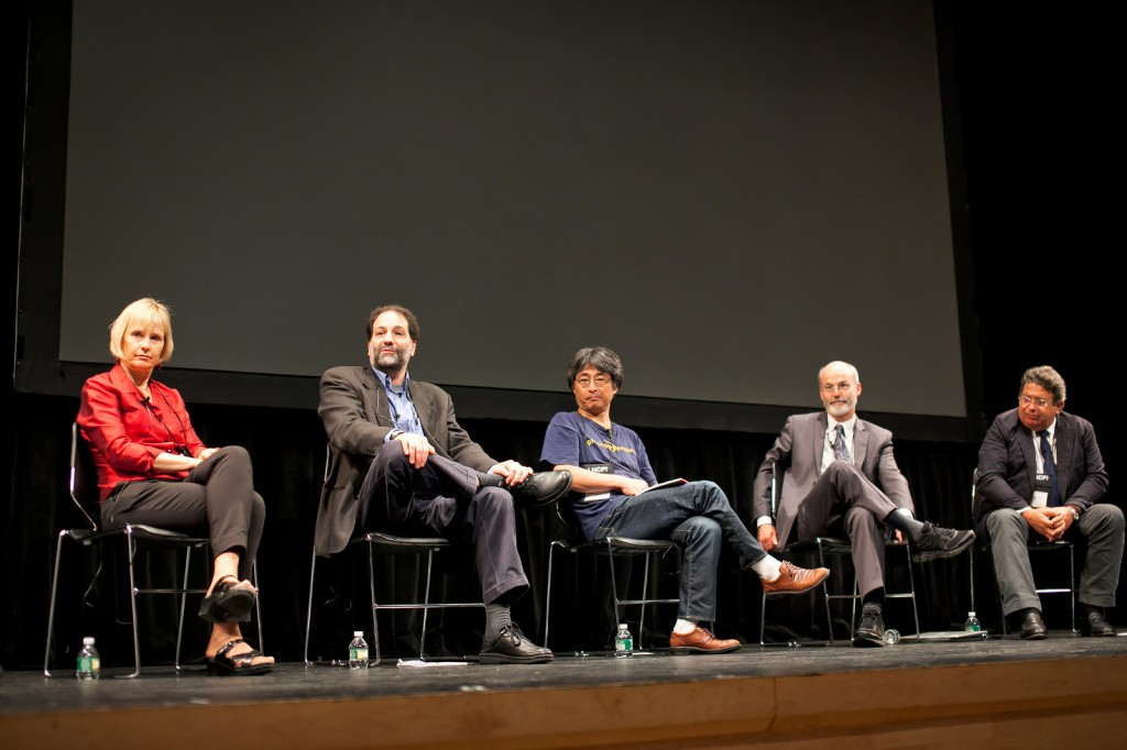 Physicist panel