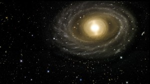 This image of the NGC 1398 galaxy was taken with the Dark Energy Camera. This galaxy lives in the Fornax cluster, roughly 65 million light-years from Earth. It is 135,000 light-years in diameter, just slightly larger than our own Milky Way galaxy, and contains more than 100 billion stars. Credit: Dark Energy Survey
