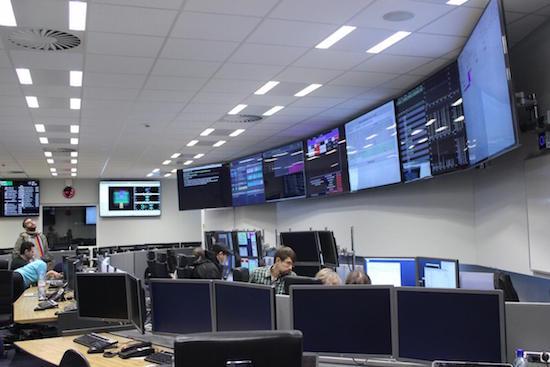 The ALICE Control Room will be repurposed into a massive Call of Duty multiplayer facilitiy (ALICE Matters)